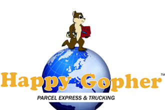Happy Gopher Parcel Express & Trucking