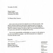 BarnesCare Testimonial